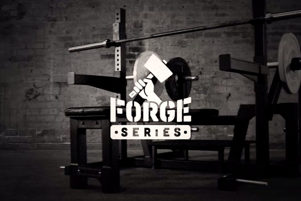 Iron Edge - Bench Press Forge Series